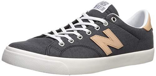 New Balance Men's 210v1 Skate Shoe Sneaker, Black, 10.5 D US