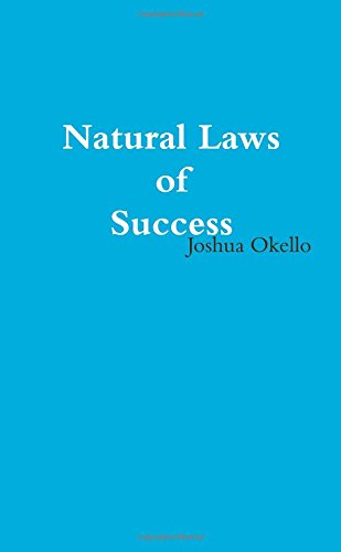 Read Online Natural Laws of Success PDF