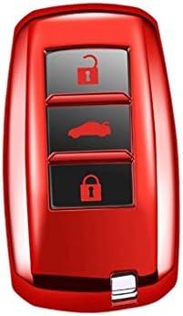 KAILLEET YY6 For el Estuche de Llavero de protección Completa Changan Compatible con la Serie Smart Key de Control Remoto sin Llave (Color : Red): Amazon.es: Hogar