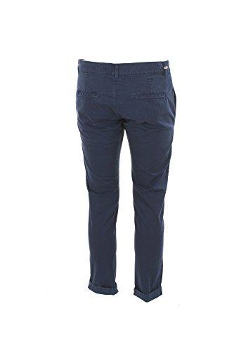 Pantalone Uomo Daniele Alessandrini 34 Bianco Pj5386l1003800 Primavera Estate 2018