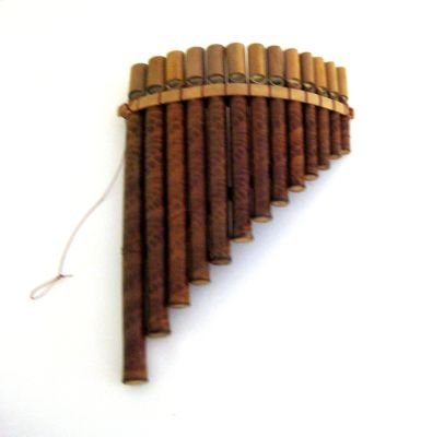 Panflute Pan Flute, Panpipes Percussion Woodwind Instrument - NICE SOUND - Jive Brand