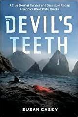 The Devil's Teeth 1st (first) edition Text Only Hardcover