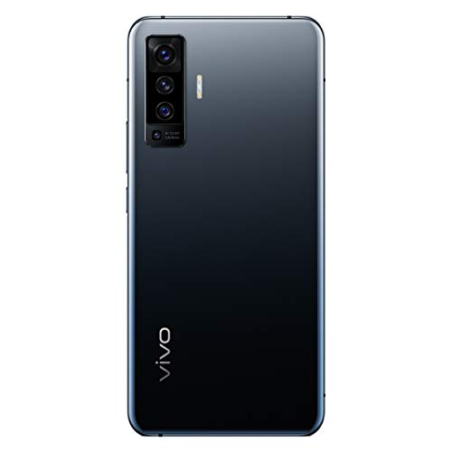 Vivo X50 (Glaze Black, 8GB RAM, 128GB Storage) with No Cost EMI/Additional Exchange Offers Discounts Junction