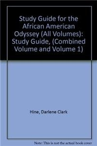Study Guide for The African American Odyssey (All volumes) (Volume 1)