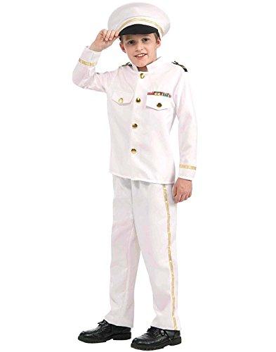 Forum Novelties Navy Admiral Costume, Large -