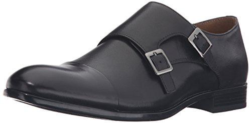 Aldo Hombre Marzilli Monk Strap Black Leather