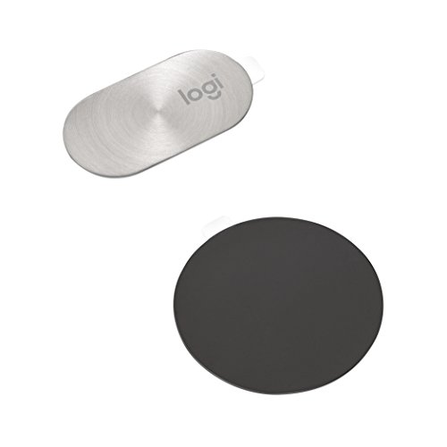 Replacement Metal Plate with Adhesive for Logi ZeroTouch