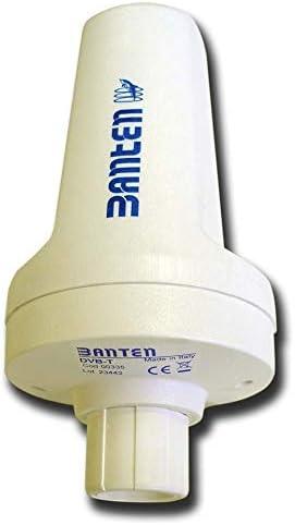Banten C-00335 Antenas para Barcos, Unisex, Blanco, M