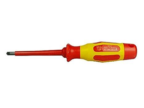 SKG Tools 6634.2 - Destornillador de electricista
