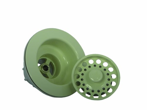 Opella 90066.16 Kitchen Sink Basket Strainer, Biscuit