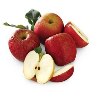 Fresh Honeycrisp Apple - Medium to Large Size [Set 0f 3] by Fruit Traders (Image #1)