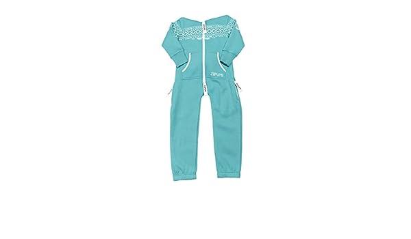 Zipups Mono-Pijama Kids Nordics Verde Menta 8-9 años (128/134 cm): Amazon.es: Ropa y accesorios