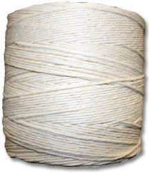 12 Strand Bleached Hemp Yarn product image