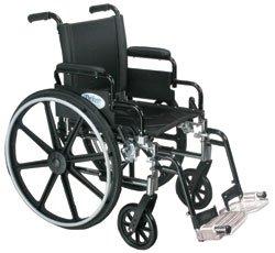 """Viper Junior Childrens Wheelchair Options - Seat Size: 12"""" x 12"""" Armrest: Desk-Length Flip-Back Armrests Foot Rests: Elevating Legrests"""