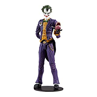 McFarlane Toys DC Multiverse Batman: Arkham Asylum The Joker Action Figure