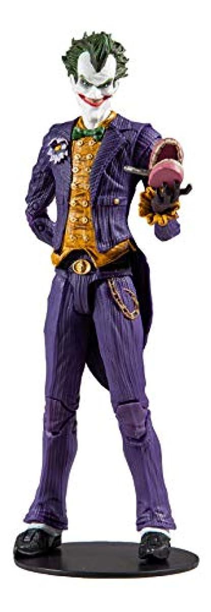 McFarlane Toys 15347-7 Arkham Asylum Joker-DC Gaming-18cm Action Figure