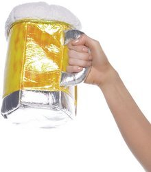 Beer Stein Purse Costume Accessory -