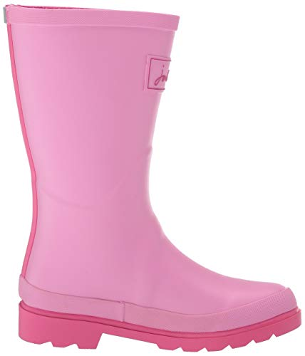 Rosa Cat Joules pink Gomma Stivali Welly Pinkpcat Pocket Di Bambina Print YPxRzPTn