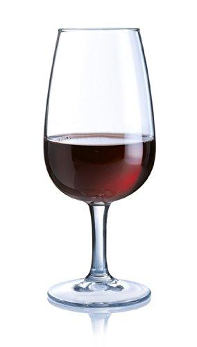 Arc International Luminarc Cachet Port Glass, 7.25-Ounce, Set of 4 (Best Port Wine Under 20)