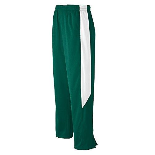 Augusta Sportswear Men's Medalist Pant M Dark Green/White