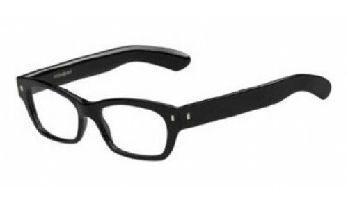 YVES SAINT LAURENT Eyeglasses 6333 0807 Black 51MM