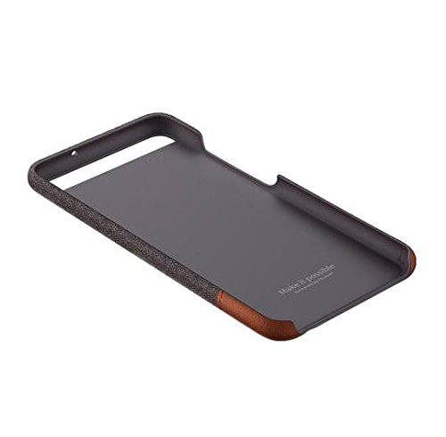 Huawei BXHU1881 - Funda mashup case para Huawei P10 Plus, color marrón Marrón