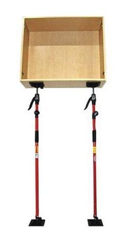Fastcap 3HANDCPACK 3rd Hand Contractor Poles, 4-Pack