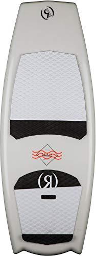(Ronix Blemish Model Naked Technology Wakesurf Board - Potbelly Cruiser - Natural Blue - 4'6