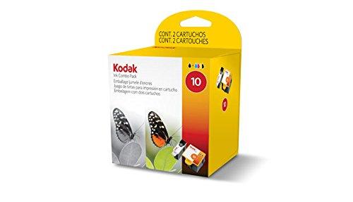 Kodak 8063299 / 1963149 10 Kodak color Combo Pack-Black