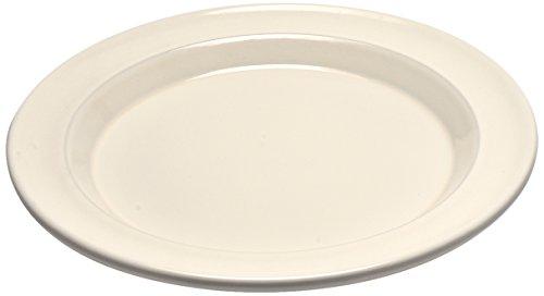 (Emile Henry EH028870 Clay Stoneware Dessert Plate 21 x 21 x 2 cm)