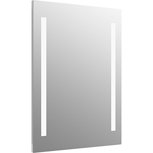 KOHLER 99571-TL-NA Verdera Lighted Mirror, Aluminum, 24''x33'' by Kohler