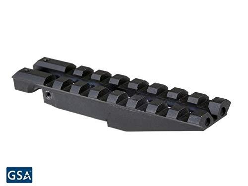 Strike Industries AK Rear Sight Rail For Low Profile Red Dot Optics for AK47 AK-47 AK 47 Rifles