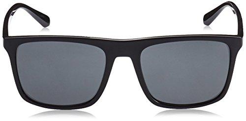 Black Emporio Armani Sonnenbrille EA4097 501787 wvvBPq