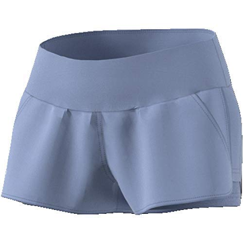 - adidas Women Shorts Tennis Training Essex Pants Climalite Running Gym CV8972 (Medium)