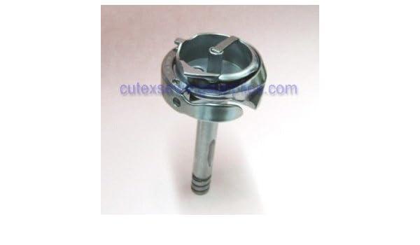 Cutex marcas Juki LU-563 lu-1508 senderismo pie máquina giratoria ...