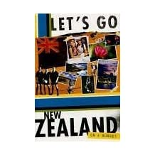 Let's Go New Zealand 7th Edition