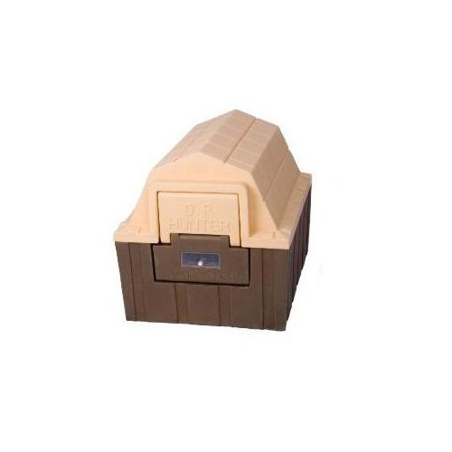 ASL Solutions DP Hunter Insulated Dog House by ASL Solutions