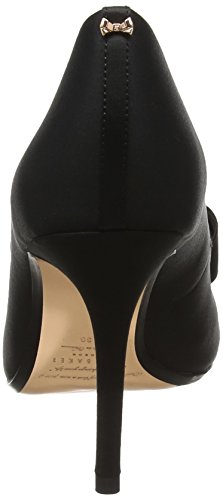 Black Escarpins fermé Bout Femme 000000 Ted Vylett Baker Noir SZqxa40W