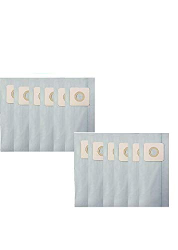 HomeCare Products Riccar 2000/4000, Simplicity 5000/6000 Type A Microlined Vacuum Bags Pack of 12
