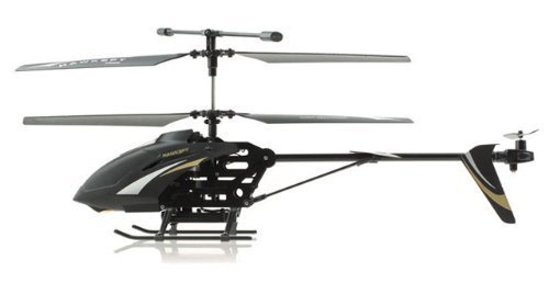 Egofly Hawkspy Black LT-712 R/C Helicopter with Built-in Camera + 1GB Micro SD Card!