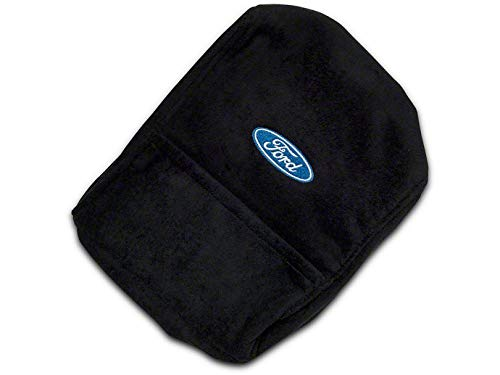 6f13bbd122b6e ... SpeedForm Ford Oval Logo Center Console Cover - for Ford F-150 with  Bucket Seats