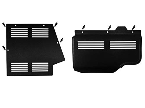 Can-Am Maverick X3 Battery And ECU Cover Set