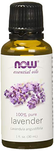 Best Deals! NOW Essential Oils, Lavender Oil, Soothing Aromatherapy Scent, Steam Distilled, 100% Pur...