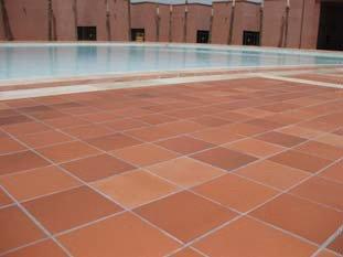 Fußboden Fliesen Terracotta ~ Terracotta fliesen montserrat rot gebrennt mit natürliche