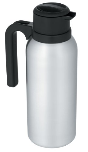 Thermos 32-Ounce Vacuum Insulated Stainless Steel Carafe by Thermos