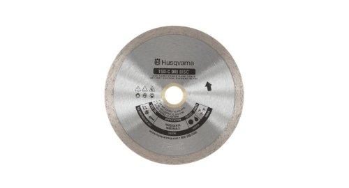 Disco de Diamante HUSQVARNA 542761259 de material duro TSD-C Dri-Disc 5 pulg. x .060 pulg. x 7/8 pulg.