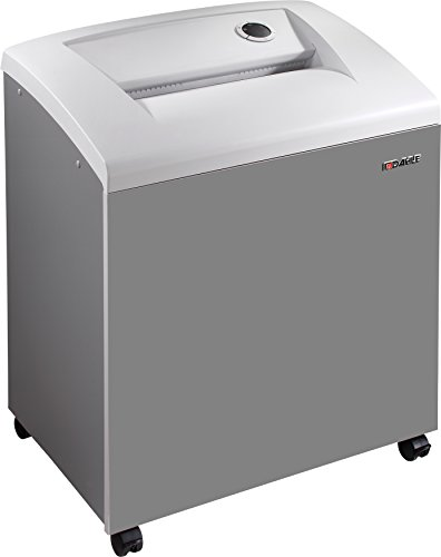 Dahle 40606 Oil-Free Paper Shredder w/Jam Protection, SmartPower, German Engineered, 36 Sheet Max, Security Level P-2, 5+ Users