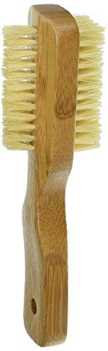 Bath Spa Brush Sister - Bath Accessories Paddle Bamboo Nail Brush