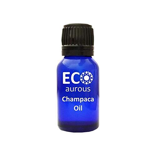 (Champaca Oil 100% Natural, Organic, Vegan & Cruelty Free Champaca Essential Oil By Eco Aurous (10ml (0.33oz)))
