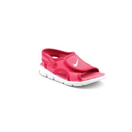 NIKE Kids 'Sunray Adjust 4 Kleinkind Sandalen Spark / White-Spannung Kirsche Pink